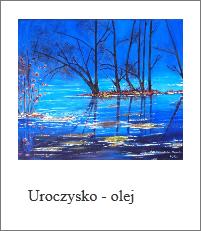 uroczysko - olej